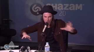james bay talks reaching baller level chilling with willie nelson