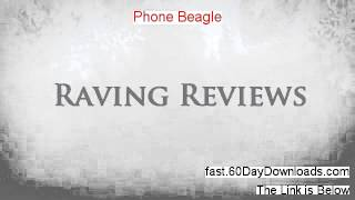 Phone Beagle Review Video - Real