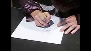Akihisa Ikeda drawing Moka Akashiya - Lucca Comics 04-11-2012
