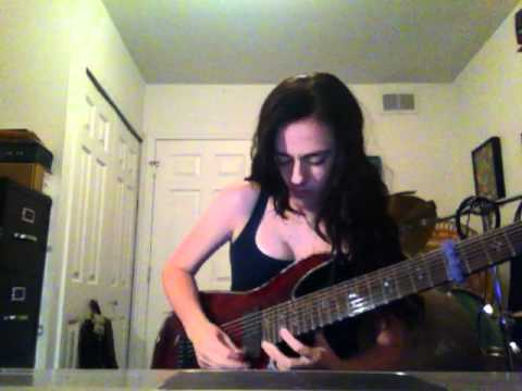 Born of Osiris - Follow the Signs Solo Cover (by Sarah Longfield)