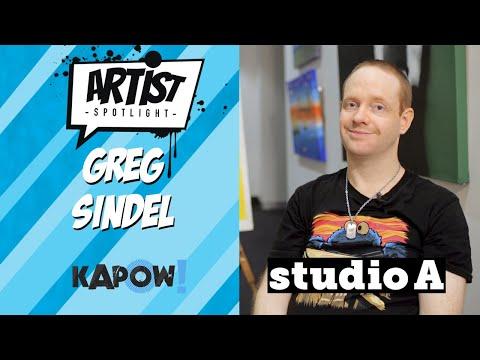 Artist Spotlight: Greg Sindel / Studio A