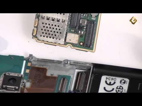 Nokia 6700 Classic - как разобрать телефон и из чего он состоит