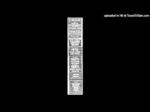 Television - O mi amore  live at CBGB'S (18/2/1976)