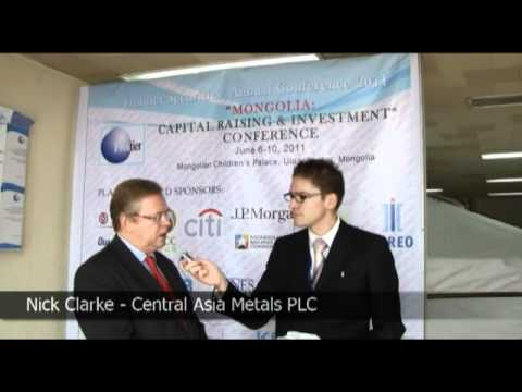 Central Asia Metals (LON:CAML) CEO Nick Clarke