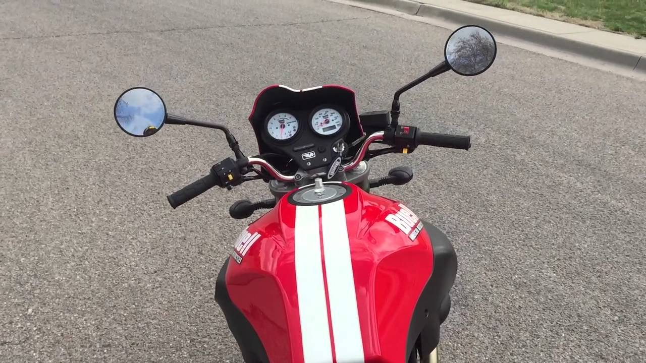 2000 buell x1 red racing stripe limited edition for sale - youtube