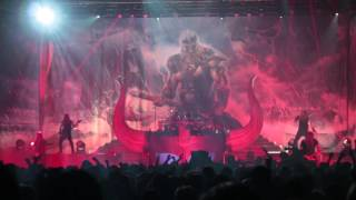 Amon Amarth - On a Sea of Blood live @ Coliseu do Porto