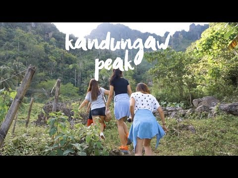 Kandungaw Peak Dalaguete, CEBU