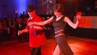 Dancing with the Docs 2019 - Dr. Leslie and John, Salsa
