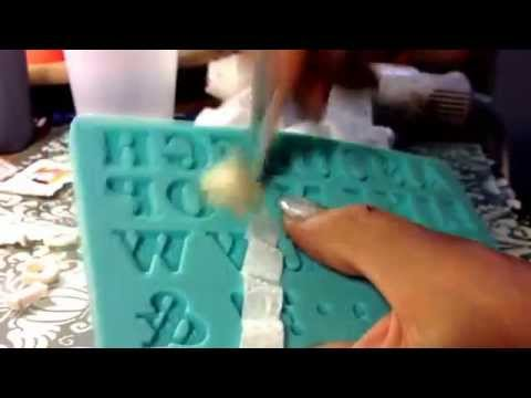 Answering question about toilet paper moulds. How to make them not fall apart! Hope this helped :) thumbnail