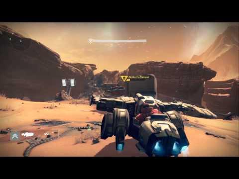 Strike Lv26 - Mars, Meridian Bucht / Rubikon-Wüste, Zerberus VAE III