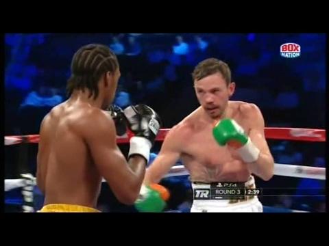 Andy Lee vs John Jackson Charles LcStovall