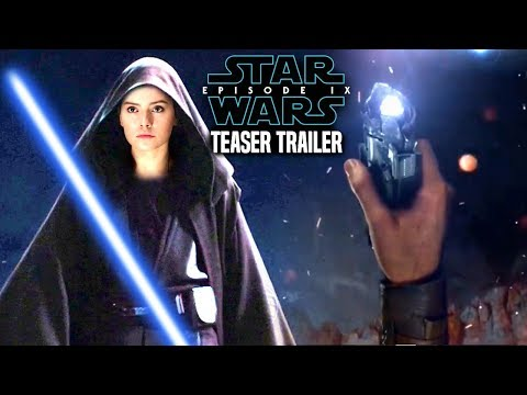 Star Wars Episode 9 Teaser Trailer! Leaked Details Revealed & More (Star Wars News)