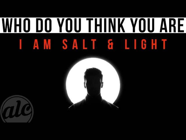 I Am Salt & Light - Pastor Terry Linscott