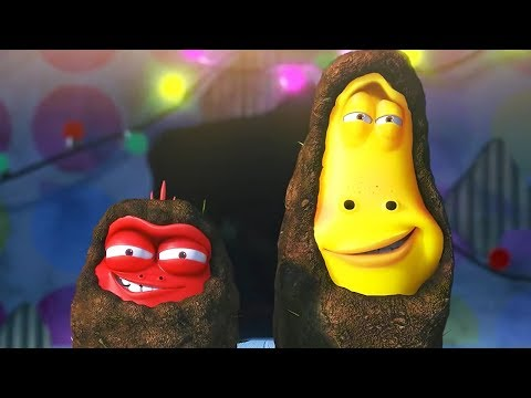 LARVA - FASHION SHOW | 2017 Cartoon | Cartoons For Children | Kids TV Shows Full Episodes