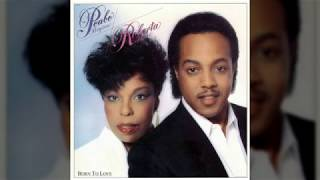 Peabo Bryson & Roberta Flack ‎– Tonight, I Celebrate My Love