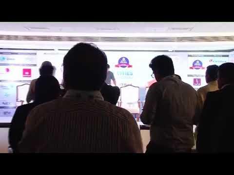 Exotic Web Media : SMART City's Conclave Ahmedabad CM VIJAYBHAI RUPANI