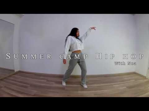 Cours d'été Hip hop confirmé