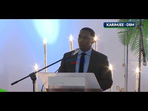 Tazama Mkuu wa Mkoa Dar Paul Makonda alipokosa maneno ya kumuaga Ruge