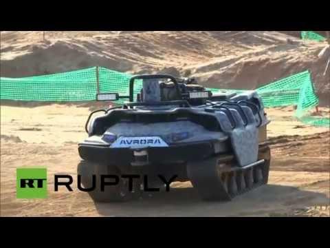 Russie : la Journée de l'innovation du ministère de la Défense a présenté les nouveautés militaires