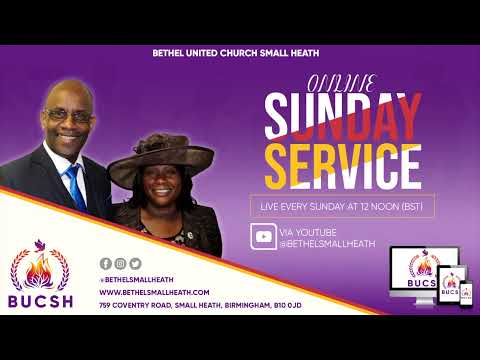 BUCSH Live Sunday 7th February 2021 - Age Does Not Matter - Acts 15:36-40, 1 Timothy 4:12-14