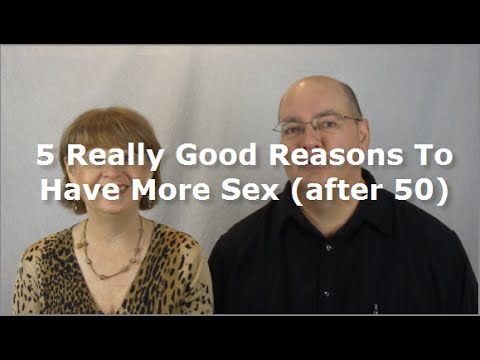 Over 50 and taking it anal sex