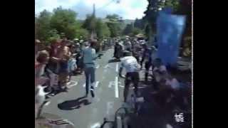 Tour de France 1990 - 10 St Gervais/Mont Blanc Claveyrolat