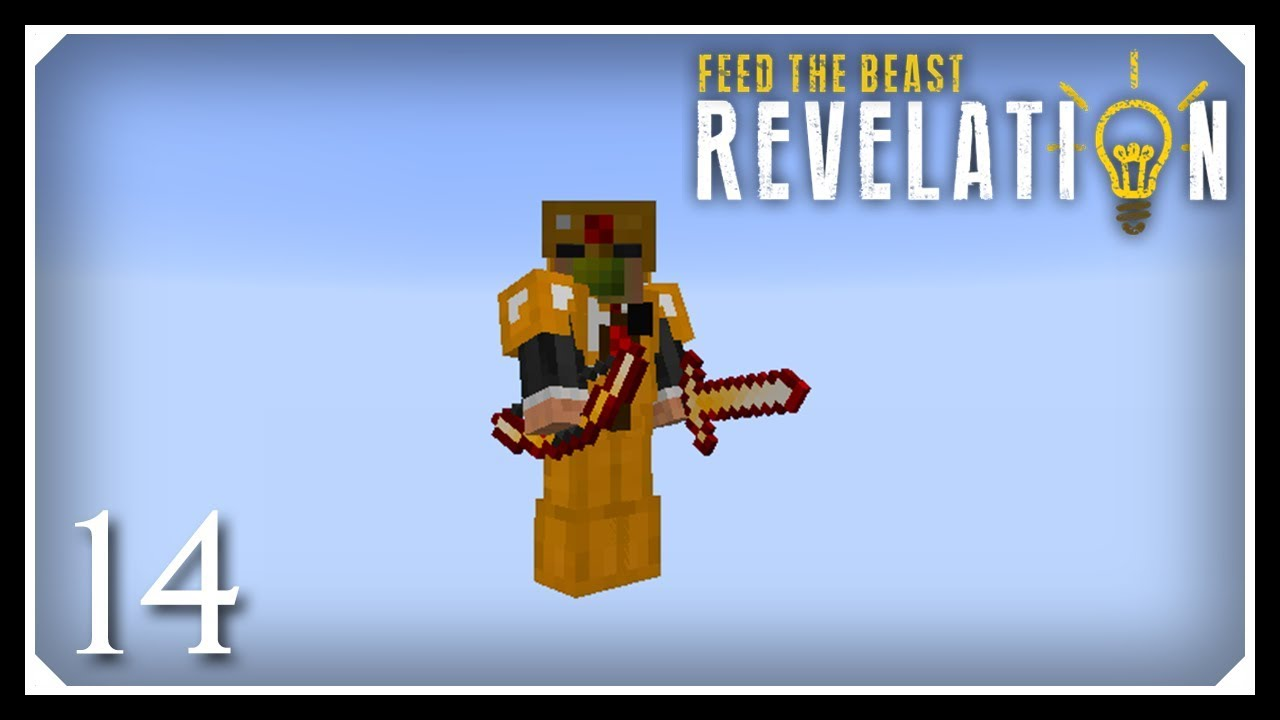 How To Play FTB Revelation | Redstone Arsenal Armor! | E14 Modded Minecraft  For Beginners