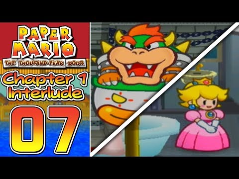 Paper Mario: The Thousand Year Door - Part 7 - Tech-iality (Interlude 1)