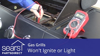 Gas Grill Won't Ignite or Light Mp3