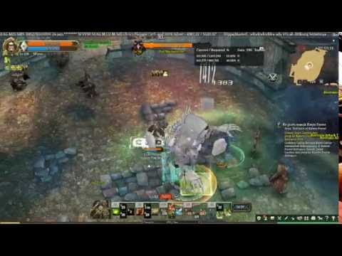 [Tree Of Savior Indonesia] Dievdirby c3 solo dungeon 90