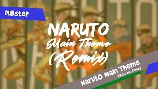 Gambar cover Naruto Main Theme (Aibito-kun Remix)