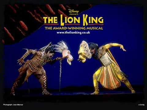 An analysis of the lion king a broadway play