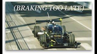 RYAN TUERCK: Pro Drifter vs Autonomous Race Car in Human + Machine Challenge thumbnail