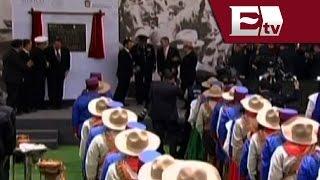 Conmemoración del centenario de los Tratados de Teoloyucan, Edomex