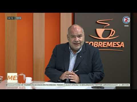 Sobremesa: Héctor Espinoza