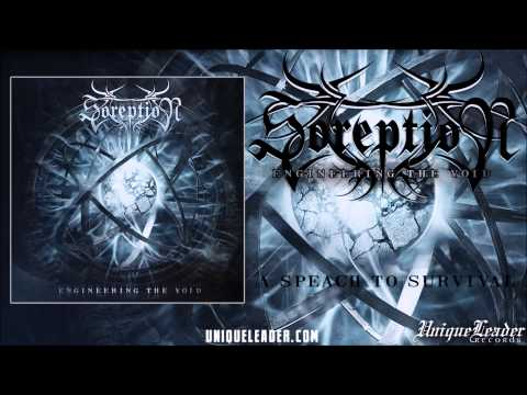 Soreption-A Speach to Survival (Official)