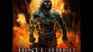Disturbed - Inside The Fire HQ + Lyrics