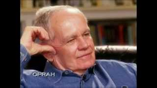 Cormac McCarthy Interview - Subconscious is older than Language