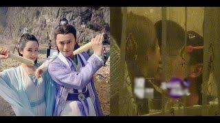 Lộ ảnh Dương Tử và Tần Tuấn Kiệt hôn nhau đắm đuối trong nhà hàng - Tin tức của sao
