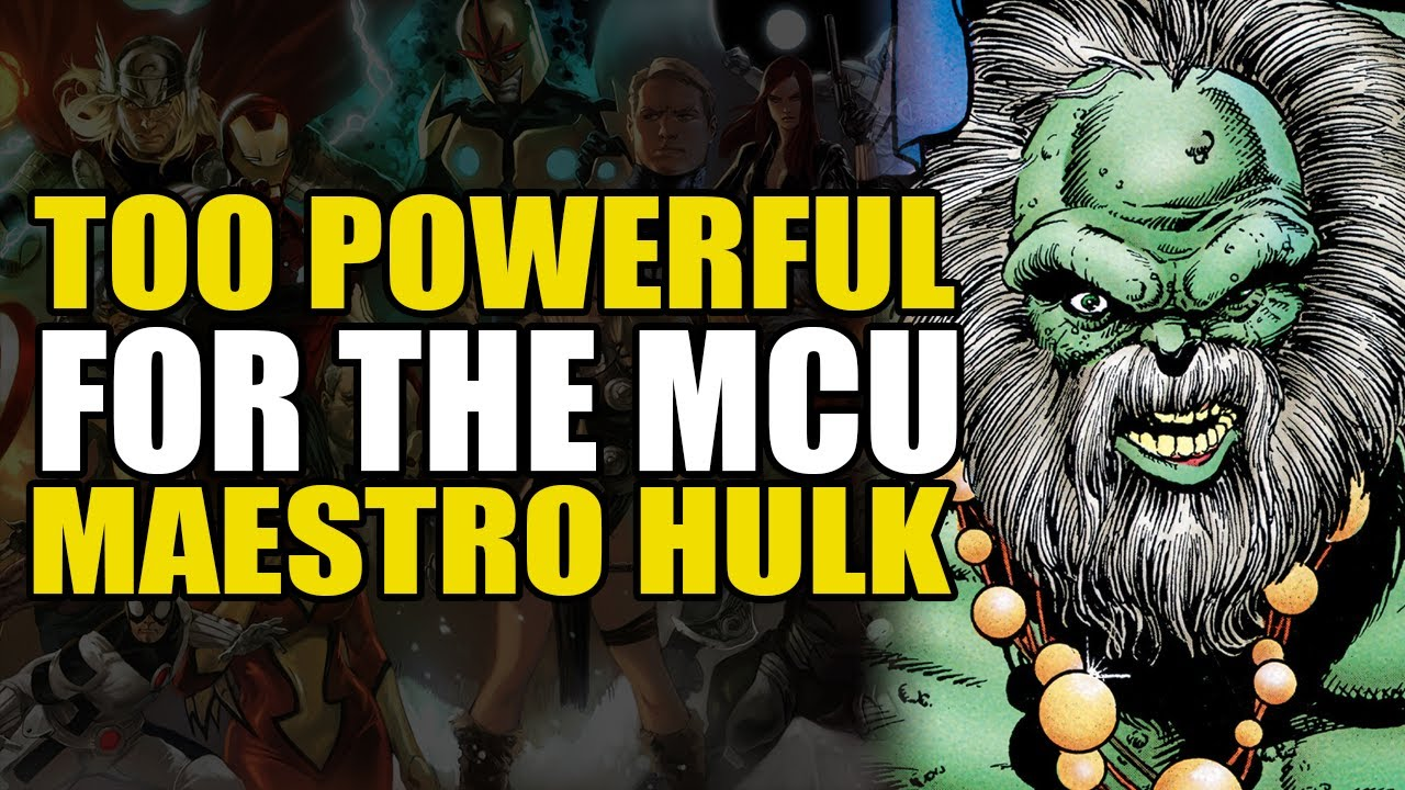 Too Powerful For The MCU: Maestro Hulk | Comics Explained
