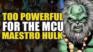 Too Powerful For The MCU: Maestro Hulk | Comics Explained