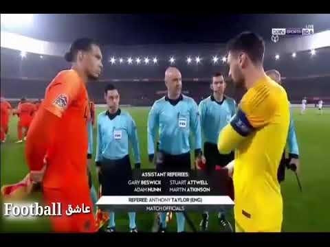 0 - ملخص وأهداف كاملة مبارة هولندا وفرنسا 2-0