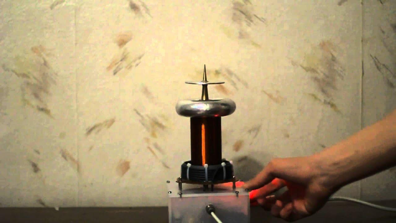 Резонансный трансформатор тесла своими руками фото 413