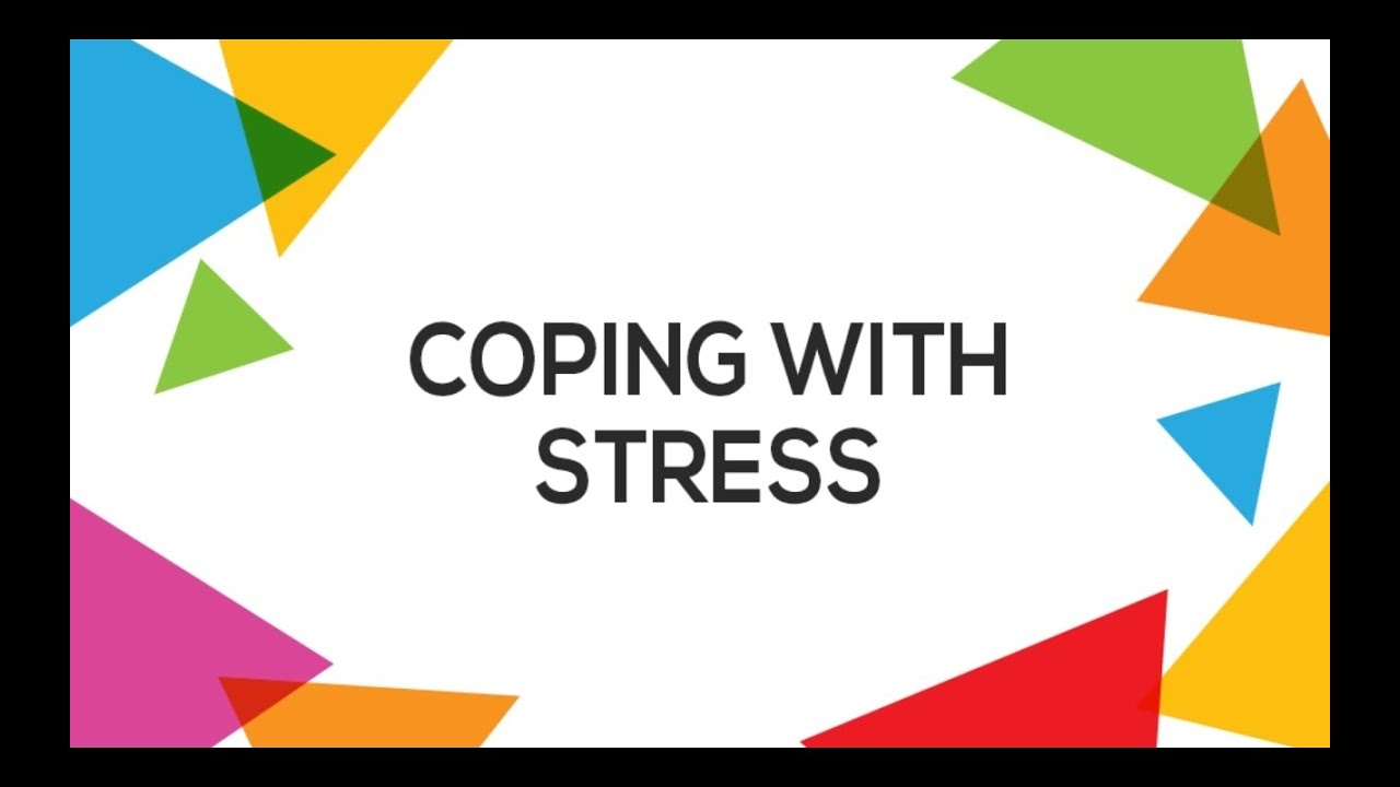 Transitions coping with stress youtube