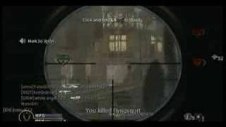 COD 4 Minitage - A Little Something by Nonsense