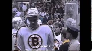 October 7, 1995 New York Islanders @ Boston