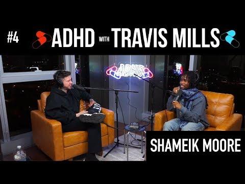 Shameik Moore   ADHD w/ Travis Mills #4