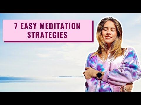 7 MEDITATION EXERCISES: How I Meditate Every Day Of The Week   Lucie Fink