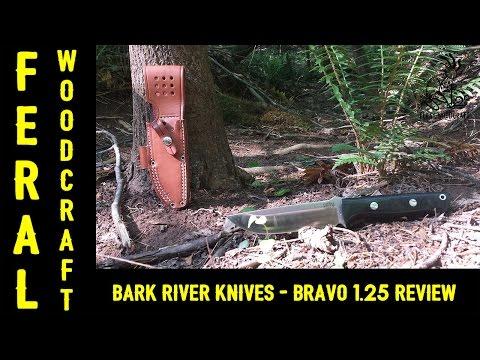 Bark River Knives - Bravo 1.25 - CPM 3V Review