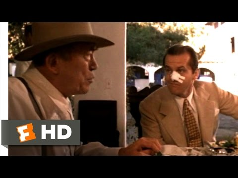 Chinatown (4/9) Movie CLIP - A Respectable Man (1974) HD
